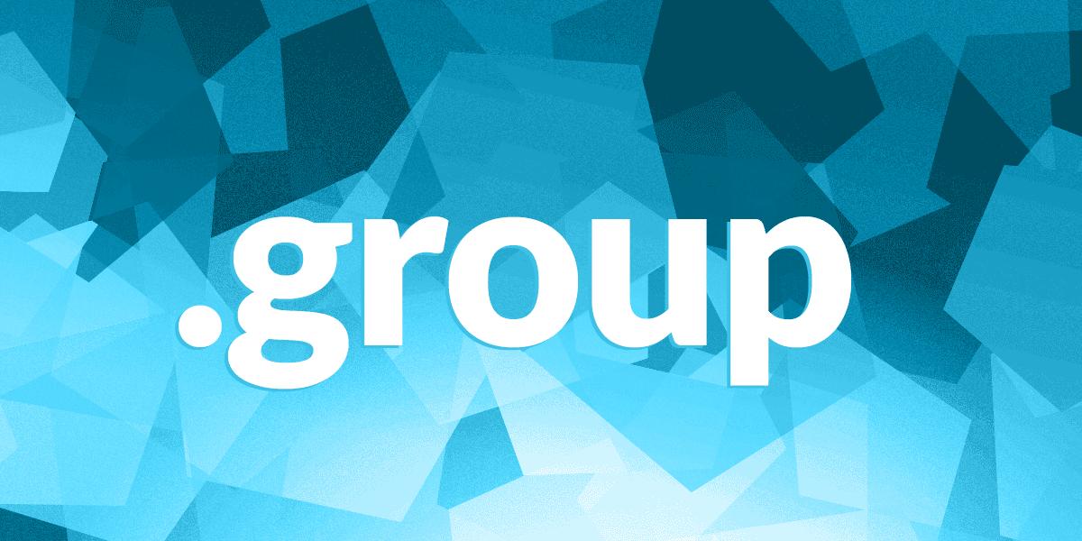 Thương hiệu số .group